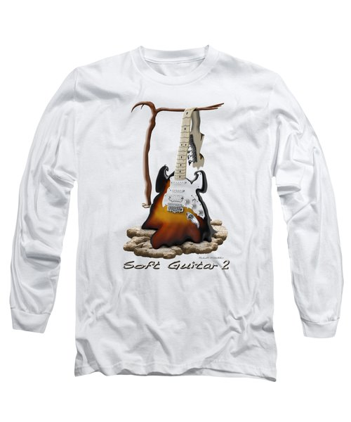 Soft Guitar 2 Long Sleeve T-Shirt
