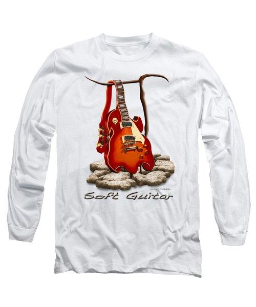 Soft Guitar - 3 Long Sleeve T-Shirt