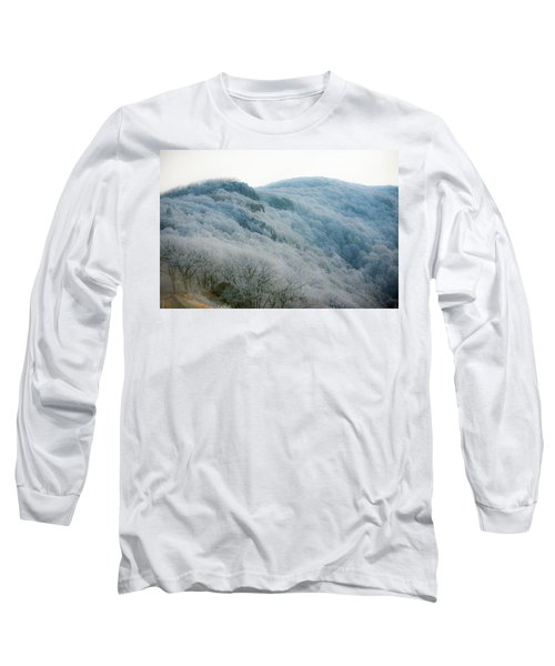 Soft Hoarfrost Long Sleeve T-Shirt