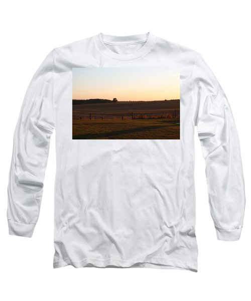 Somme Sunset Long Sleeve T-Shirt