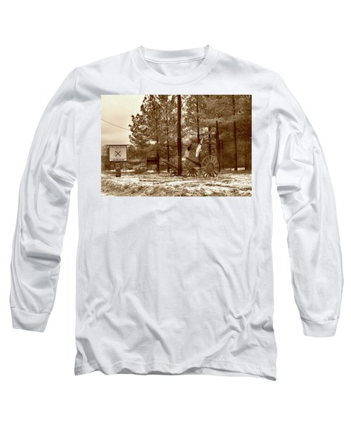Sons Of The Confederate Long Sleeve T-Shirt