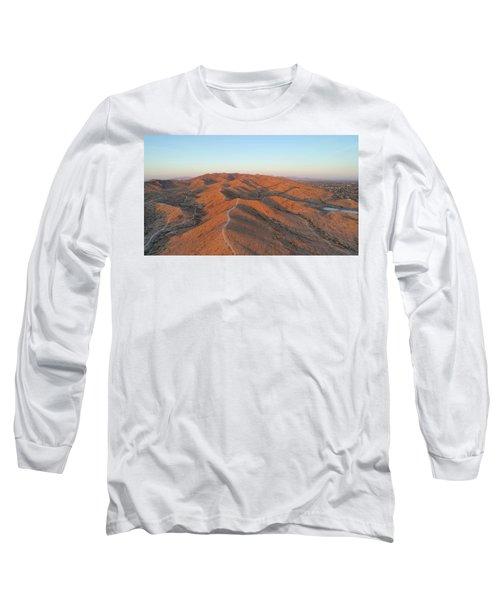 South Mountain Sunrise Long Sleeve T-Shirt
