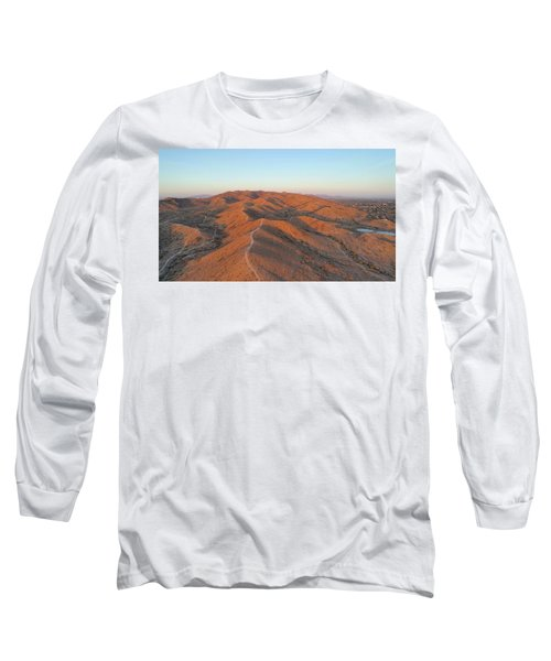 South Mountain Sunrise Long Sleeve T-Shirt
