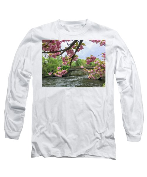 Spring Time In Windham  Long Sleeve T-Shirt