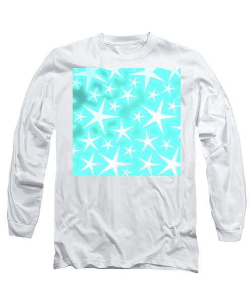 Star Burst 1 Long Sleeve T-Shirt
