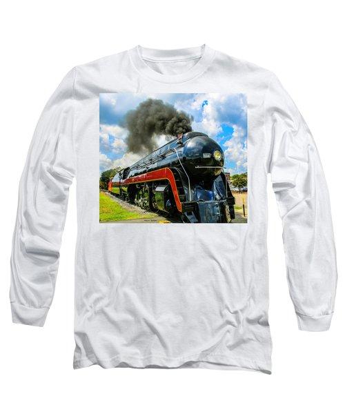 Steam's Up 611 Long Sleeve T-Shirt