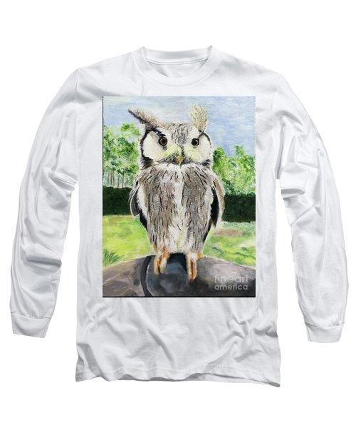 Steve Long Sleeve T-Shirt