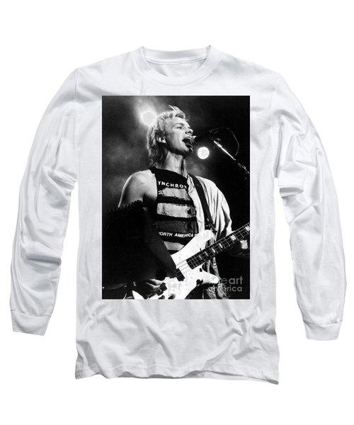 Sting 1984 Long Sleeve T-Shirt