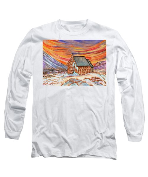 Stone Refuge Long Sleeve T-Shirt