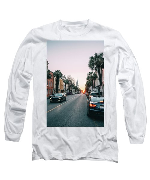 Stopping Time Long Sleeve T-Shirt