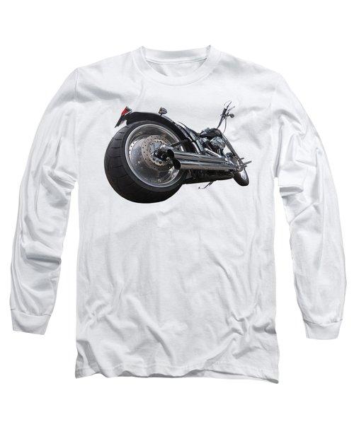 Storming Harley Long Sleeve T-Shirt