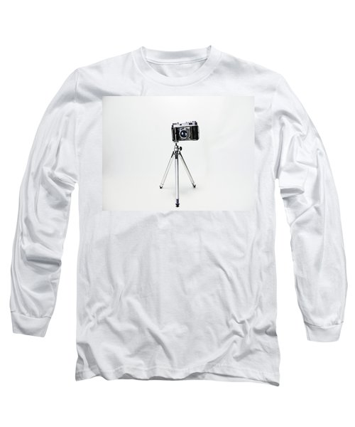 Studio. Kodak Retina 2. Long Sleeve T-Shirt