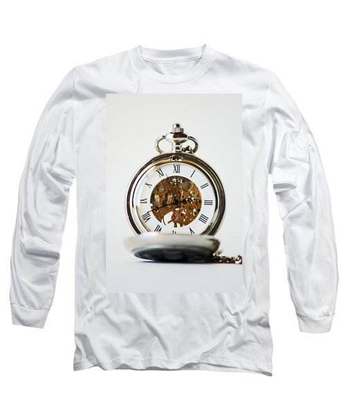 Studio. Pocketwatch. Long Sleeve T-Shirt
