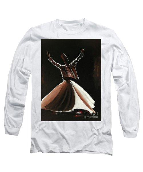 Sufi-3 Long Sleeve T-Shirt