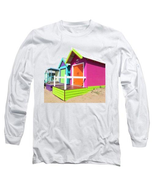 Sugar Shack Long Sleeve T-Shirt