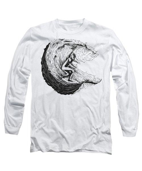 Surf N Turf Long Sleeve T-Shirt