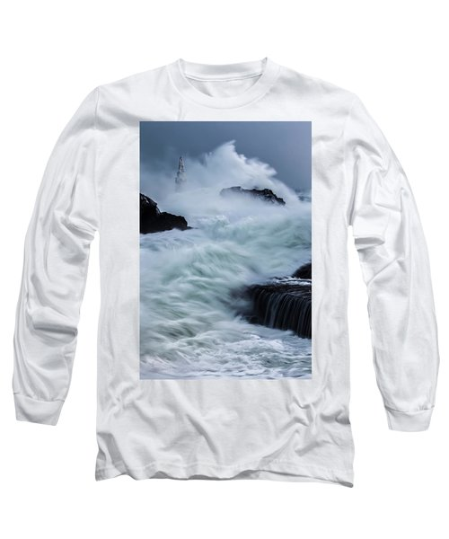 Swallowed By The Sea Long Sleeve T-Shirt