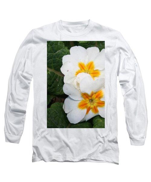 Sweet Primrose Long Sleeve T-Shirt