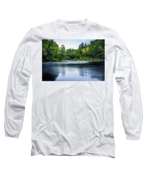 Swirling Dreams Long Sleeve T-Shirt