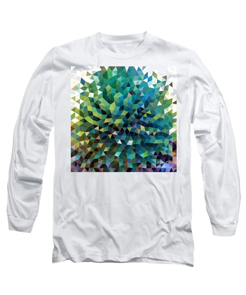 Synchronicity Of Color Long Sleeve T-Shirt