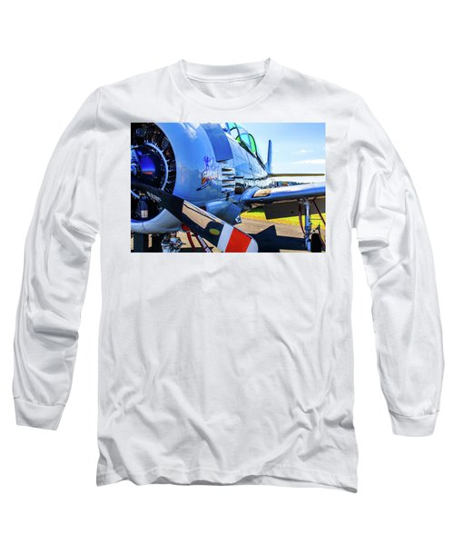 T-28b Trojan Banshee  Long Sleeve T-Shirt