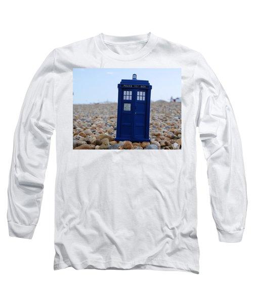 Tardis - Vacation Long Sleeve T-Shirt