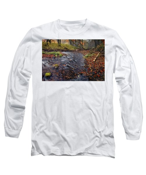 The Breath Of Autumn Long Sleeve T-Shirt