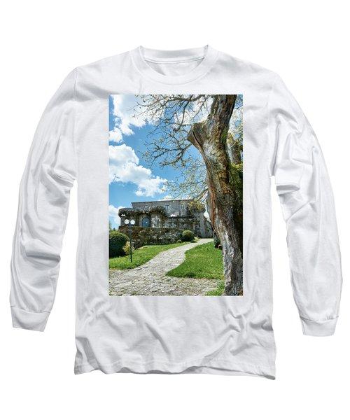 The Castle Of Villamarin Long Sleeve T-Shirt