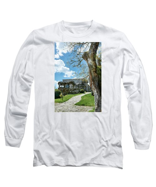 The Castle Of Villamarin Long Sleeve T-Shirt