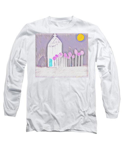 The Chapel Long Sleeve T-Shirt