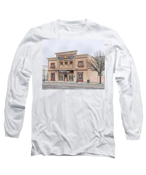 The Egyptian Theatre Long Sleeve T-Shirt