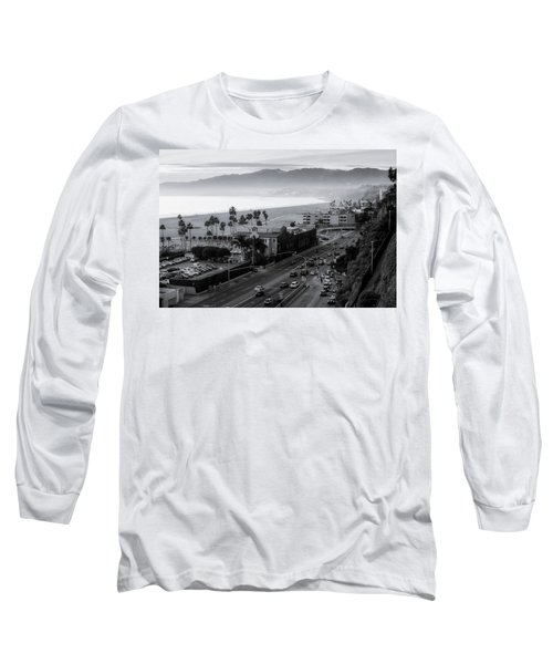 The Evening Drive Home Long Sleeve T-Shirt