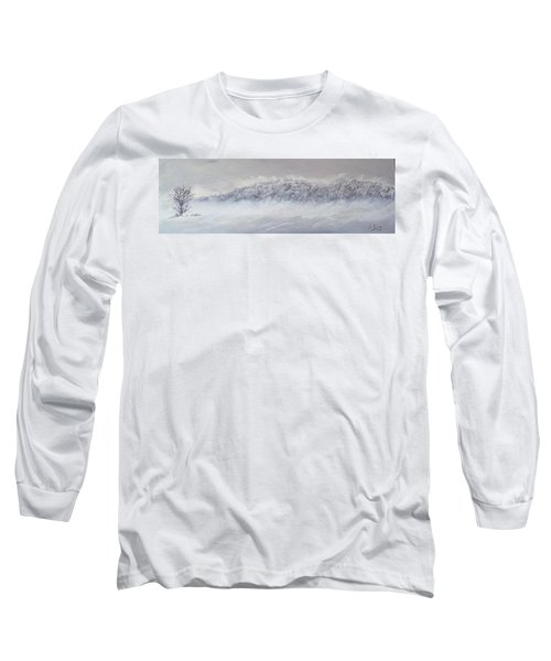 The Front Of Cold Long Sleeve T-Shirt