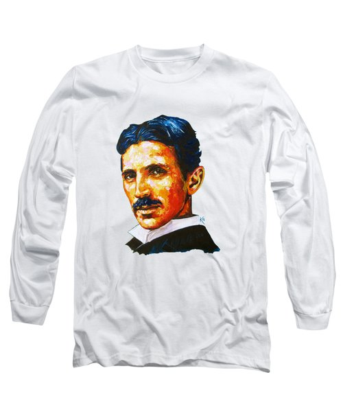 The Great Inventor Long Sleeve T-Shirt