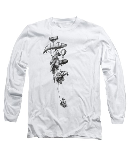 The Helium Menagerie Long Sleeve T-Shirt