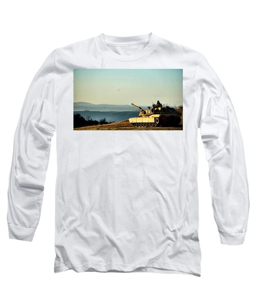The Long Road Home Long Sleeve T-Shirt