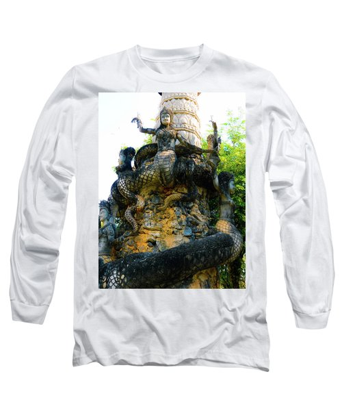 The Magic Of Sala Kaew Ku Long Sleeve T-Shirt