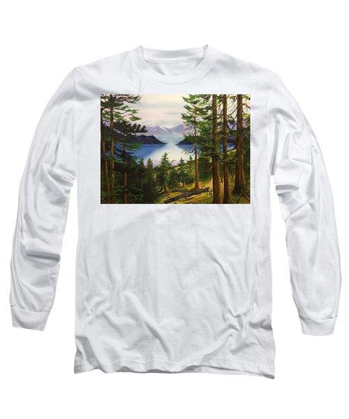 The Narrows  Long Sleeve T-Shirt