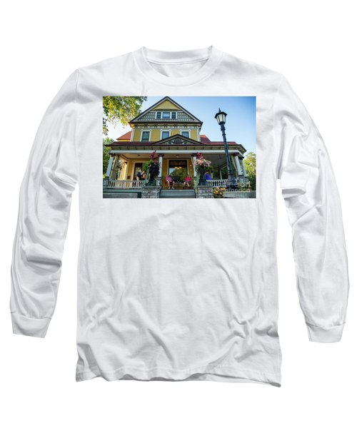 The Rivertown Inn Stillwater Minnesota Long Sleeve T-Shirt