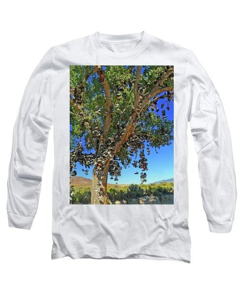 The Shoe Tree Long Sleeve T-Shirt
