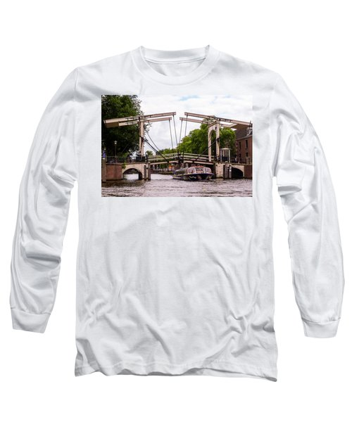 The Skinny Bridge Amsterdam Long Sleeve T-Shirt
