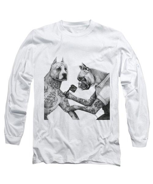 The Tattooist Long Sleeve T-Shirt