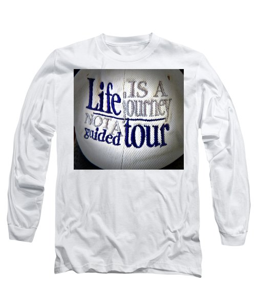 Think About It... Long Sleeve T-Shirt