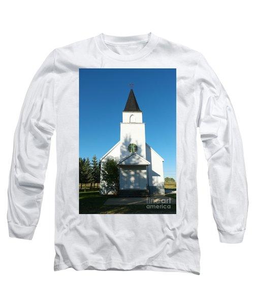 Those Sunday Hyms Long Sleeve T-Shirt