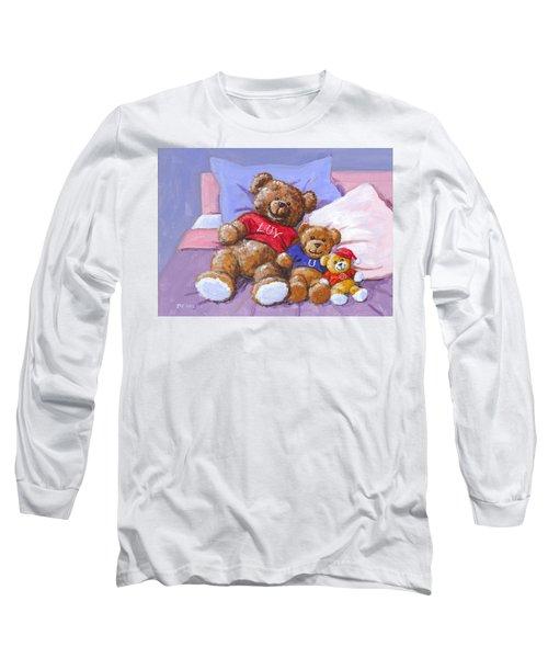 Three Amigos Sketch Long Sleeve T-Shirt
