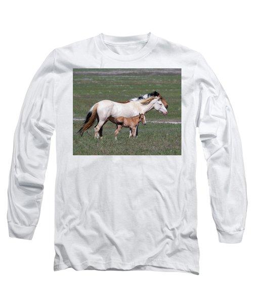 Three Generations Long Sleeve T-Shirt