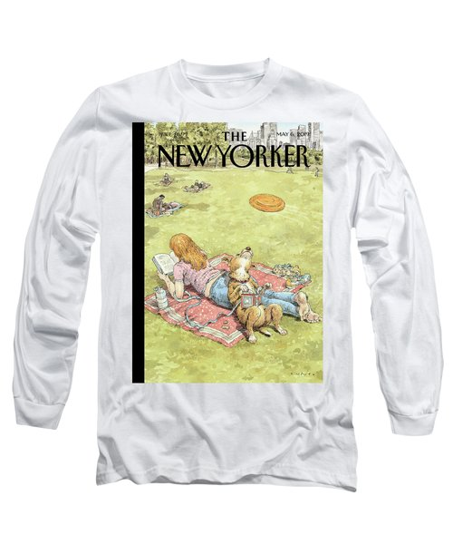 To Fetch Or Not To Fetch Long Sleeve T-Shirt