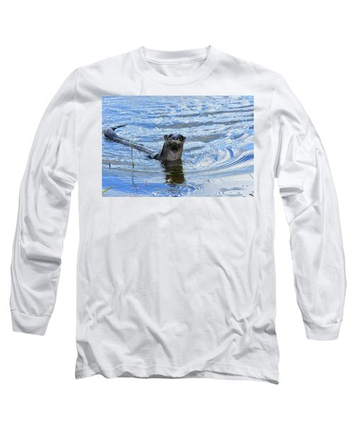 To My Otter Amazement Long Sleeve T-Shirt