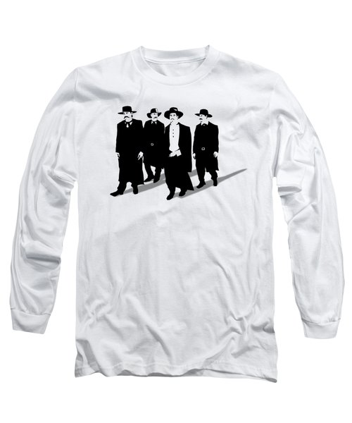 Tombstone Dogs Long Sleeve T-Shirt