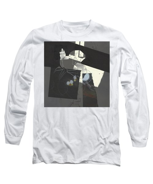 Torn Beauty No. 2 Long Sleeve T-Shirt